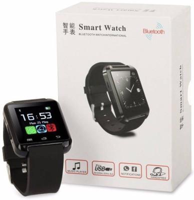 YSB U8 Smartwatch(Black Strap Regular) at flipkart