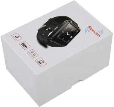 elite mkt Smartwatch Smartwatch (White Strap)