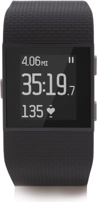 Fitbit Surge Smartwatch(Black Strap Large) at flipkart