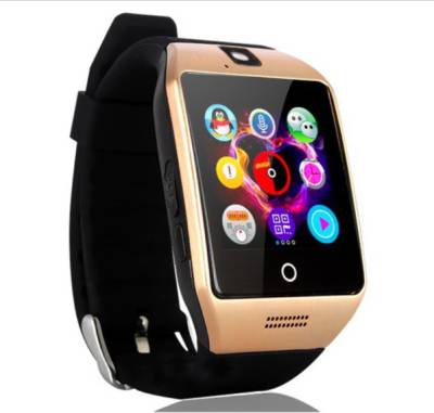 CELESTECH ARPQ18 with Curved Screen, SIM Card, Fitness Tracker and Bluetooth Smartwatch