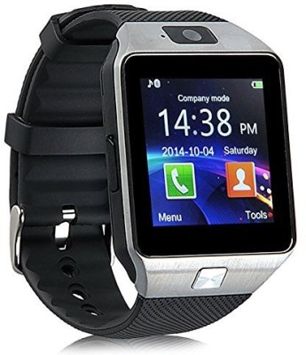 Life Like DZ09 Smartwatch(Black Strap Regular) 1