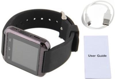 U Watch U8 Bluetooth Black Smartwatch