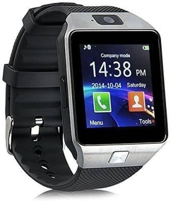 Mobizmo Dzar Steely Silver Smartwatch