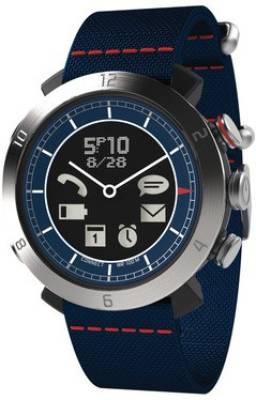 COGITO Classic Nylon Strap Navy Smartwatch