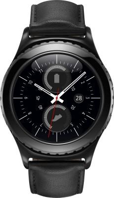 Samsung Gear S2 Classic Smartwatch(Black Strap)