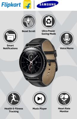 Samsung Gear S2 Classic Black Smartwatch