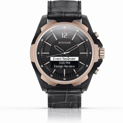 Titan-Juxt-rose-gold-90055KL01J-Smartwatch