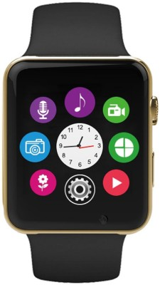 Callmate A 1 Smartwatch(Black Strap Regular) at flipkart