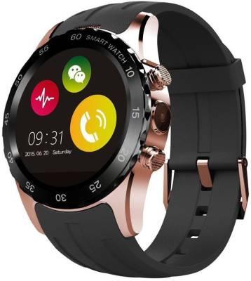 Bingo T-20 Plus Gold Heart-Rate Monitor Waterproof Bluetooth Smartwatch Smartwatch