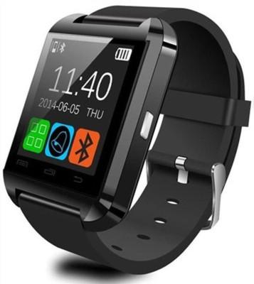 PremK New Black Smartwatch(Black Strap Small) 1