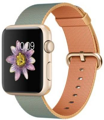 Apple-Watch-Sport-Rose-gold-Aluminium-case-stone-sport-Band-42mm