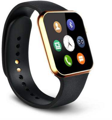 Crocon New A9 For Samsung Android Phone & Apple Iphone Smartphone Montre Bluetooth Smartwatch
