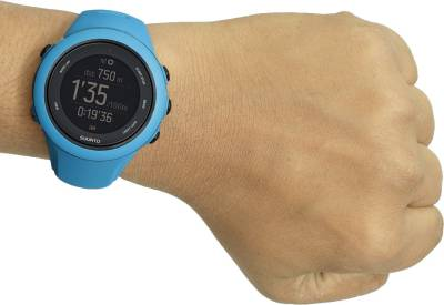 Suunto SS020682000 Ambit3 Sport Digital Smartwatch