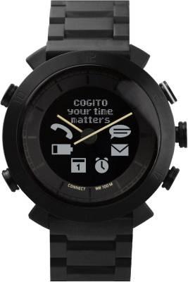 COGITO Classic Black Metal Smartwatch