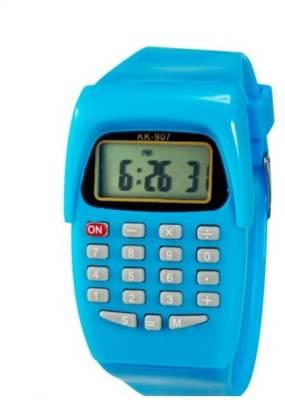 Aurr Digital Calculator Watch - For Boys & Girls Smartwatch