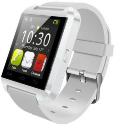 M ZONE GADGET MZU8 Smartwatch(White Strap Regular) 1