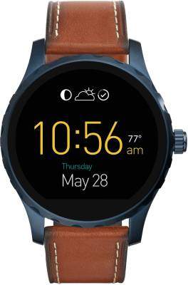Fossil Marshall For Men Dark Brown Smartwatch