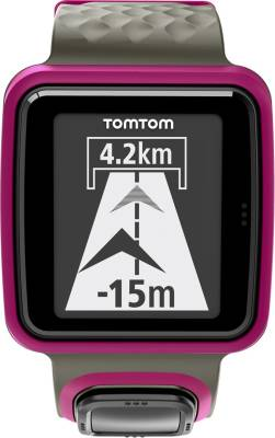 TomTom-Runner-GPS-with-Heart-Rate-Monitor-Smart-Watch