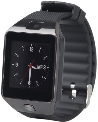 SYL Lava Iris 352E Smartwatch(Black Strap Regular)  available at flipkart for Rs.2199