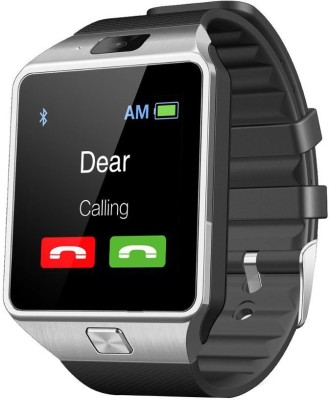 Bingo T30 Silver Sim Compatible With Bluetooth Synchronisation Smartwatch