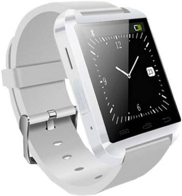 PremK New White Smartwatch (White Strap S)