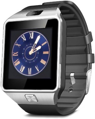 Outsmart WSO1 with Fitness Tracker, SIM and Memory Card Slot with Bluetooth Smartwatch(Black Strap Regular)