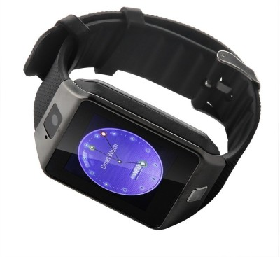SYL Lava Iris Atom 3 Smartwatch(Black Strap Regular)  available at flipkart for Rs.2199