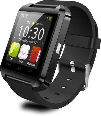Crocon Bluetooth Watch for iPhone, Sony, Samsung & All Android Smartwatch