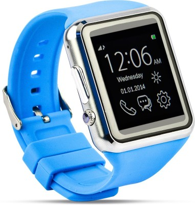 XElectron X79 Blue Smartwatch(Blue Strap Regular) 1