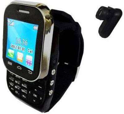 Kenxinda Mobile Jet Black Smartwatch