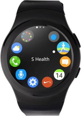 Bingo C4 Black Sim Memory Card Compatible Smart Bluetooth Notification Smartwatch