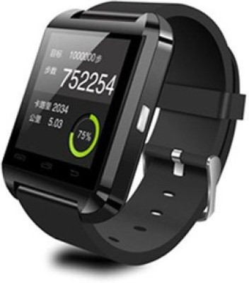 DGI W990 Black Smartwatch(Black Strap Regular) at flipkart