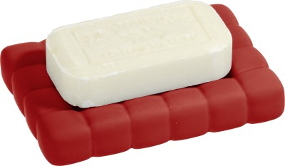 Home Collective - Wenko Soap Dish Cube Red(Red)