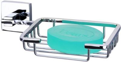Homedecorhd well designed rust freeeClassic Brass Soap Dish Holder(Silver)(SILVER)