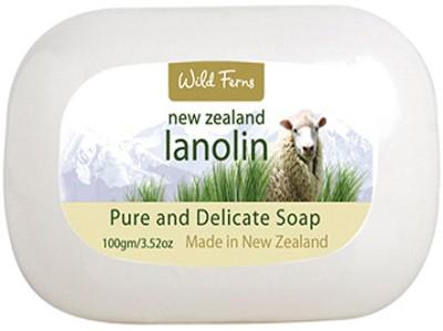 Wild Ferns Tender Lanolin Soap(100 g)