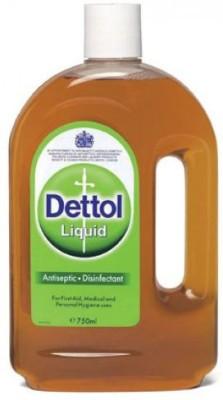 Dettol Antiseptic Liquid England (Pack of 3)