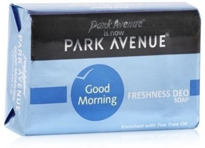 Park Avenue Good Morning Freshness Deo Soap(125 gm)  available at flipkart for Rs.45