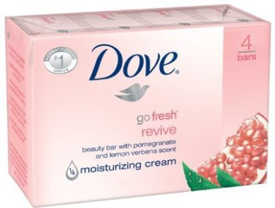 Dove Beauty Bar Revive(40 g, Pack of 4)