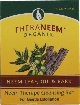 Organix South: Whole Neem Leaf Oil & Bark Soap TO(113 g)