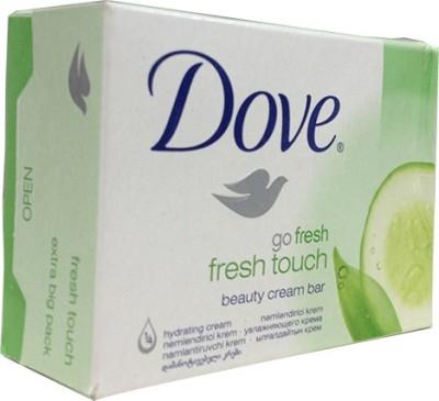 Dove Go Fresh Touch Beauty Cream Bar(135 g) at flipkart