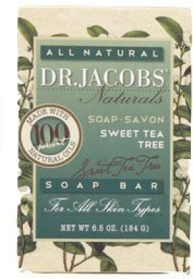 Dr. Jacobs Naturals Castile Bar Soap - Sweet Tea Tree(184 g)  available at flipkart for Rs.1773