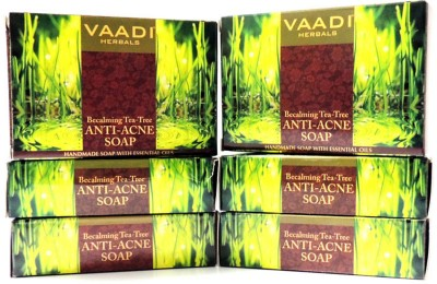 5% OFF on Vaadi Herbals Luxurious Saffron Soap, Skin