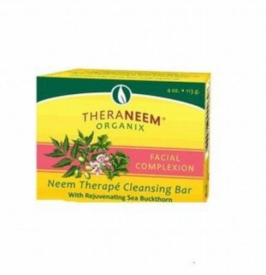 Organix South TheraNeem Therape Cleansing Bar Facial Complexion(120 ml)