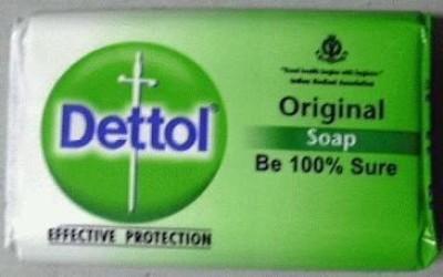 Dettol Anti-Bekteri Original Soap (75ML, Pack of 3)