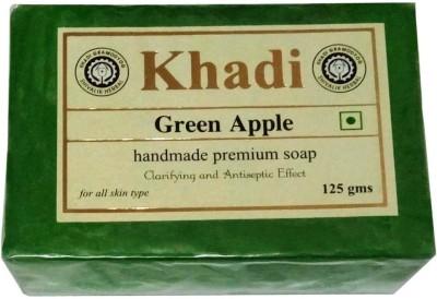 Khadi Herbal Green Apple Soap(125 g)