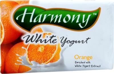 Harmony White Yogurt Orange Soap (Made In FRANCE)(80 g)