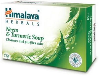 Himalaya 4x Himalaya Neem & Turmeric Soap(4 x 18.75 g)