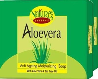 Nature's Aloevera Soap Set(300 gm)