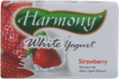 Harmony White Yogurt Strawberry Soap (Made In France)(80 g)