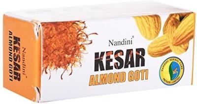 Nandini Herbal Care kesar Almond Goti(25 g)  available at flipkart for Rs.30